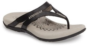 Aetrex Women's Celia Flip Flop