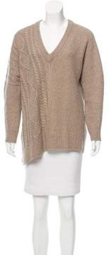 Autumn Cashmere Oversize Cable Knit Sweater