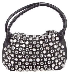 Sonia Rykiel Studded Domino Bag