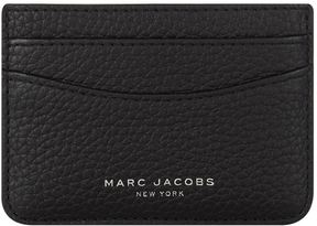 Marc Jacobs Gotham Card Holder - BLACK - STYLE