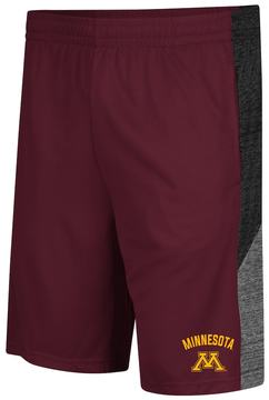 Colosseum Men's Campus Heritage Minnesota Golden Gophers Friction Shorts