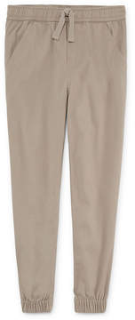 Izod EXCLUSIVE Boys Stretch Twill Jogger Pants-8-20