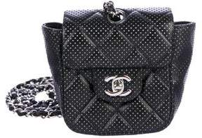 Chanel Perforated Mini Flap Bag
