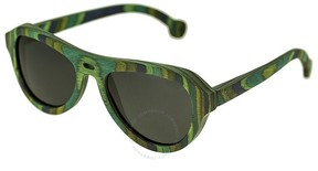 Spectrum Lopez Wood Sunglasses