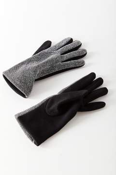 Urban Outfitters Structured Glitter Glove