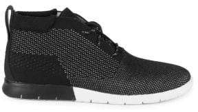 UGG Freamon Hyperweave High-Top Sneakers