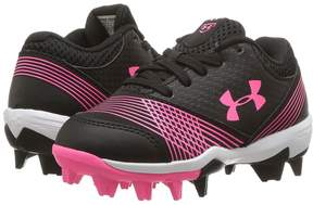 Under Armour Kids Glyde RM Jr. Softball Girls Shoes