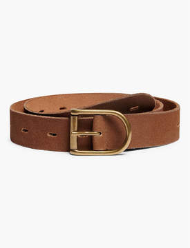 Lucky Brand ARIZONA SUEDE BELT