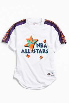 Mitchell & Ness All Stars West Mesh V-Neck Jersey