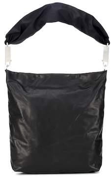 Rick Owens Mail Bag leather shoulder bag