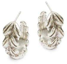 Uno de 50 Sunrise Silver Earrings