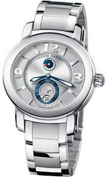 Ulysse Nardin Macho Palladium Silver Dial Automatic Men's Watch