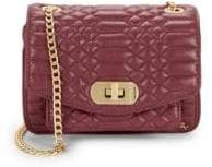 Zadig & Voltaire Skinny Love Quilted Leather Crossbody Bag
