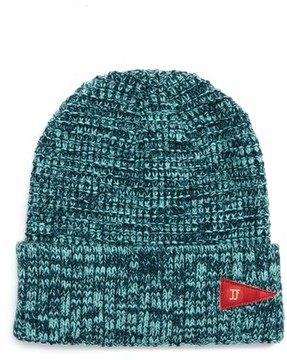 Hurley Jacare Knit Cap - Green