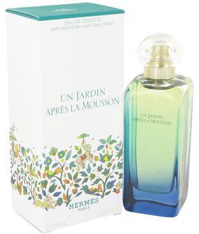 Un Jardin Apres La Mousson by Hermes Eau De Toilette Spray for Women (3.4 oz)