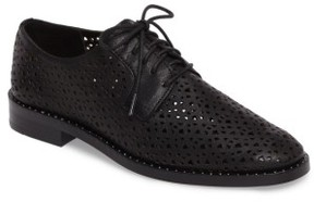 Vince Camuto Women's Lesta Geo Perforated Oxford