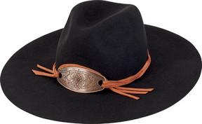 San Diego Hat Company Wool Felt Fedora WFH8026 (Women's)