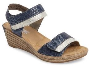 Rieker Antistress Women's Fanni 70 Wedge Sandal