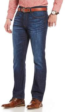 Daniel Cremieux Straight-Fit Stretch Denim Jeans