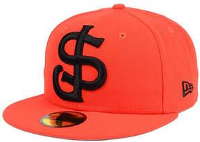 New Era San Jose Giants MiLB Logo Grand 59FIFTY Fitted Cap