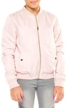 Dex Girl's Puffer Bomber Jacket