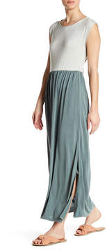 Spense Cupro Maxi Dress