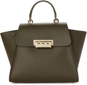 Zac Posen Olive Eartha Top Handle Shoulder Bag