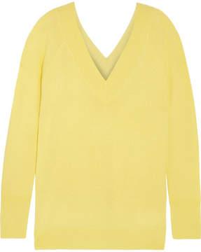 Equipment Linden Cashmere Sweater - Yellow