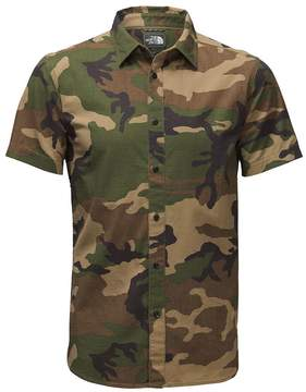 The North Face Short-Sleeve Bay Trail Camo Shirt