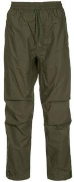MHI tapered trousers