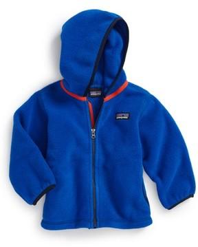 Patagonia Infant Boy's Synchilla Fleece Cardigan