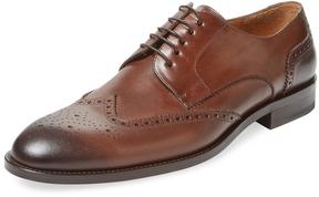Gordon Rush Men's Leather Wingtip Derby Shoe