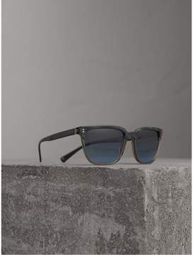 Burberry Square Frame Sunglasses