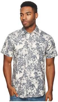 Publish Rey Short Sleeve Button Up Men's Clothing