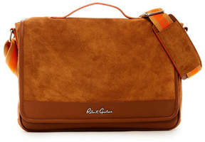 Robert Graham Gohanni Leather Messenger Bag