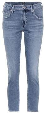 Citizens of Humanity Elsa cropped slim-fit jeans
