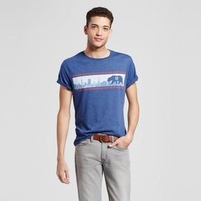 Awake Men's San Francisco City Stripe T-Shirt - Navy