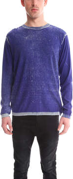 Blue & Cream Blue&Cream Inked Crewneck Sweater