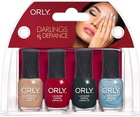 Orly 4-pc. Mini Nail Polish Set - Darlings of Defiance