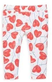 Catimini Baby's& Toddler's Tulip-Print Trousers