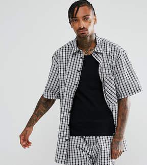 Reclaimed Vintage Inspired Oversized Shirt In Check