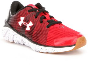 Under Armour Boys Scramjet PS Lace-Up Mesh Sneakers