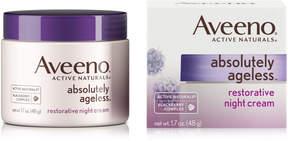 Aveeno Absolutely Ageless Restoring Night Cream
