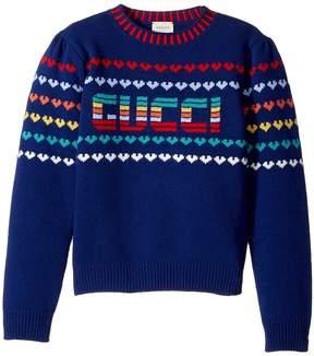 Gucci Kids Knitwear 478576X7A50 Girl's Clothing