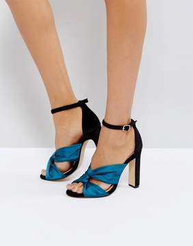 Office Hydro Knot Heeled Sandals