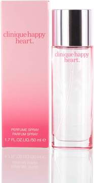 Clinique Happy Heart Perfume Spray 1.7 oz (w)