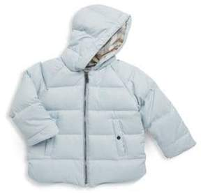 Burberry Baby's & Toddler's Quilted Down Jacket