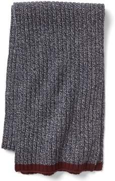 Gap Marled merino wool scarf