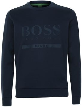 BOSS GREEN Salbo Crew Neck Sweatshirt
