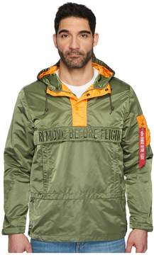 Alpha Industries Seafarer Anorak Men's Coat
